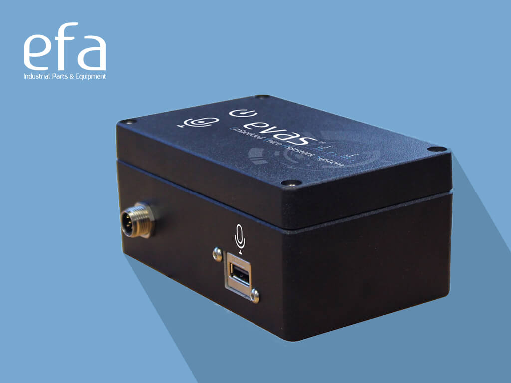 evas IP68 case on-board voice control system