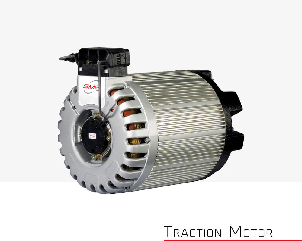 traction-Moteur AC asynchrone
