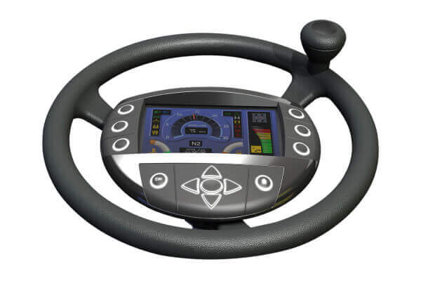 Steering view efa france