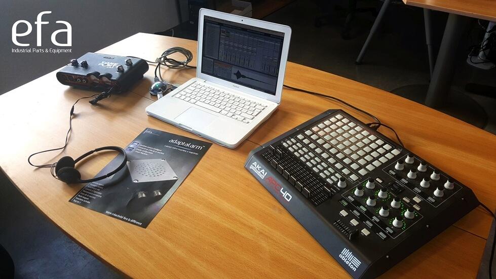 Le sound design chez Efa