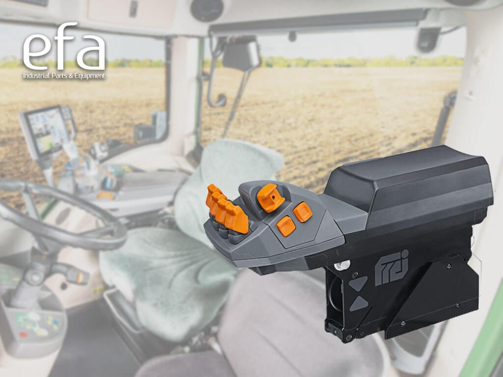 control armrest Efa