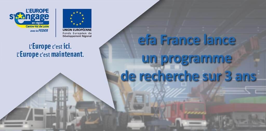 Programme de recherche efa France