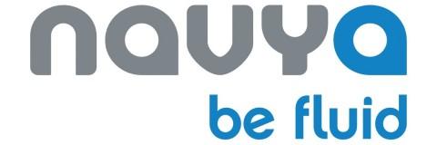 logo navya be fluid