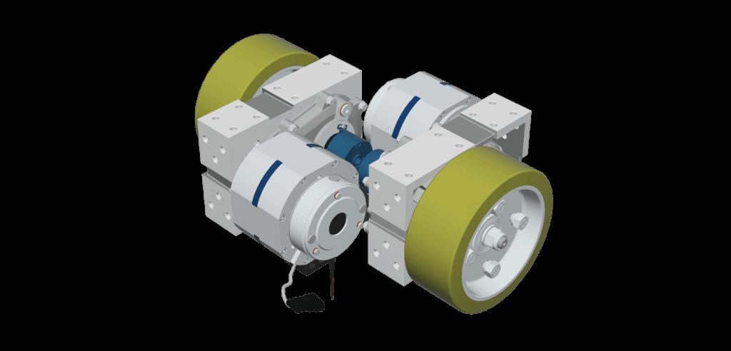 AGV-Drive-system