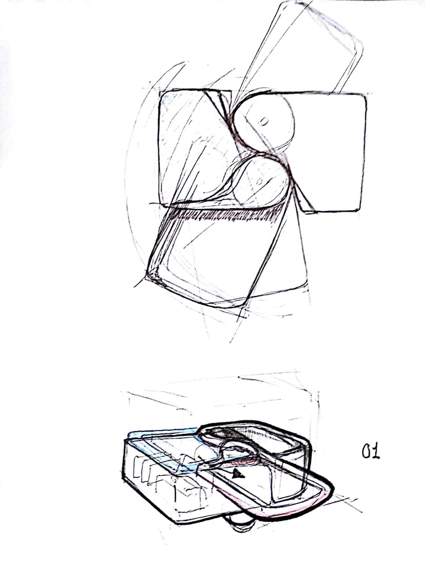 Concept AGV dessin