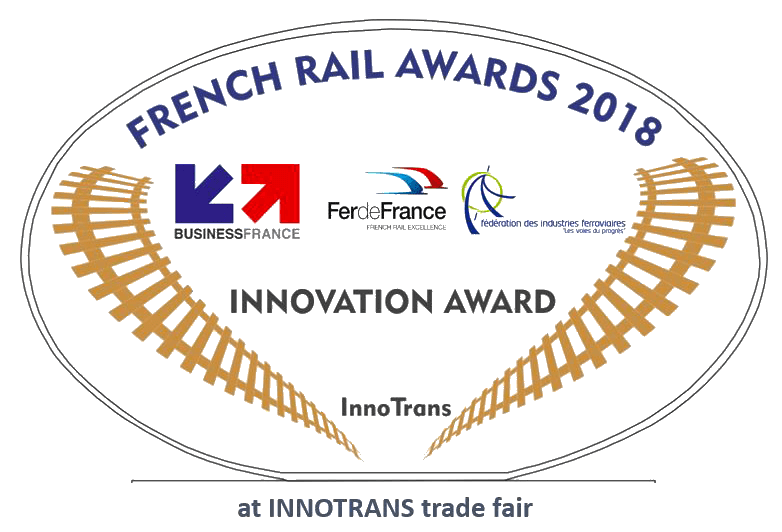 Nomination French railway Award 2018
