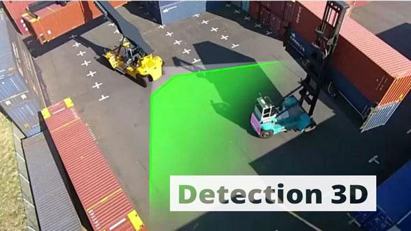 3D detection