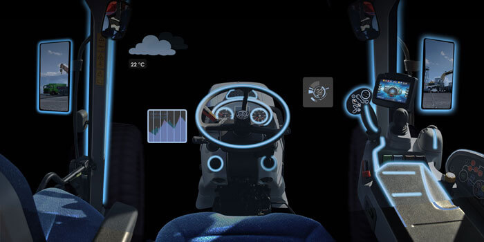 Commande et ergonomie véhicule