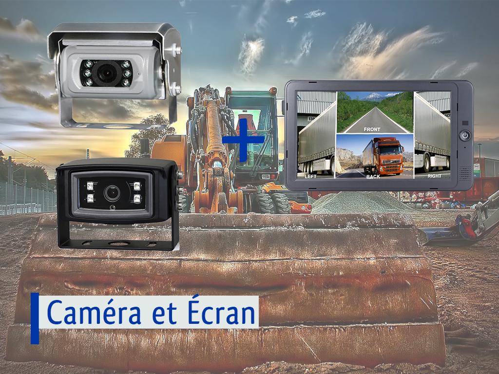 Caméras et écrans