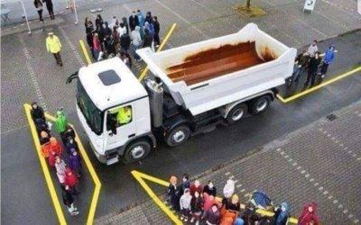 Détection de piétons et de cyclistes dans les angles-morts.
