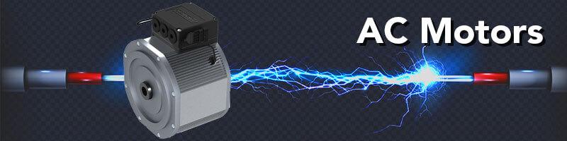 AC Electric Motor Efa France