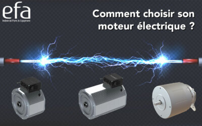 How to choose his electric motor ?