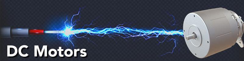 DC Electric motor Efa France