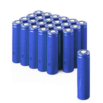 cellules lithium cylindriques