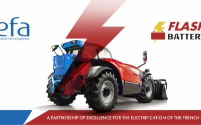 L'histoire de notre nouveau partenaire: Flash Battery
