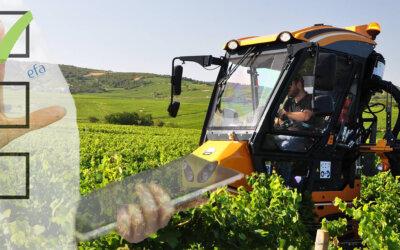 Comment se passe les tests d'un véhicule agricole ?