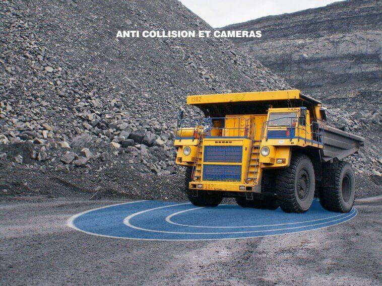 anti collision et caméra